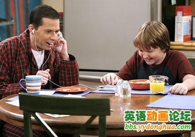 Alan (Jon Cryer), 《好汉两个半》Two and a Half Men