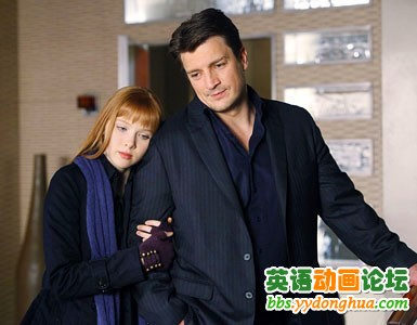Rick Castle (Nathan Fillion), 《灵书妙探》Castle