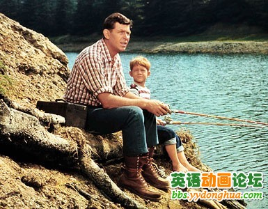 Andy Taylor (Andy Griffith), 《神厨小福贵》The Andy Griffith Show