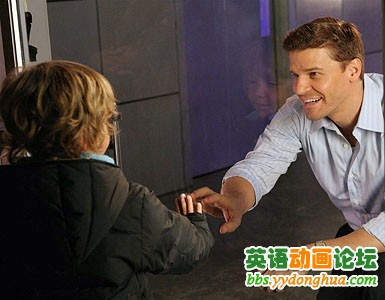 Seeley Booth (David Boreanaz), 《识骨寻踪》Bones