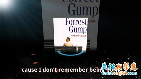 Forrest.Gump-阿甘正传-Android手机-KTV模式显示