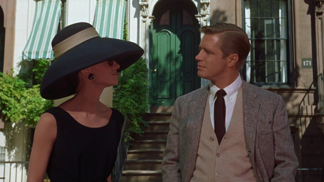 奥黛丽·赫本经典爱情电影《蒂凡尼的早餐》